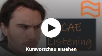 Cambridge English: C1 Advanced (CAE) Listening Exam