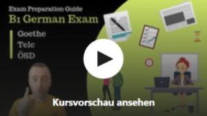 Deutsch Prüfungsvorbereitung