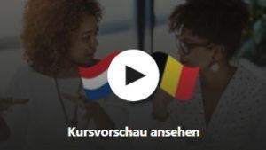 Sprachkurs Niederländisch 2: lerne auf Niederländisch