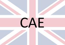 CAE Sprachtest