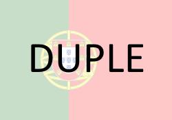 DUPLE Portugiesisch Test